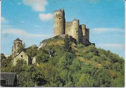 Najac - Le Château (XIIe S.) - Najac