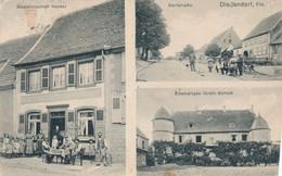 Diedendorf Gastwirtschaft Heckel - Saverne