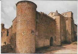 Saint Jean D'Alcas - Le Fort XIVe Et XVe Siècles) : Vue Extérieure Des Remparts (entrée Principale) - Sonstige Gemeinden