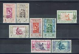 Dahomey - N° 159/166 - Oblitérés - TB - - Benin - Dahomey (1960-...)