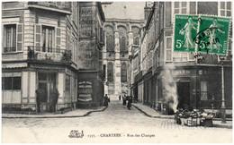28 CHARTRES - Rue Des Changes - Chartres