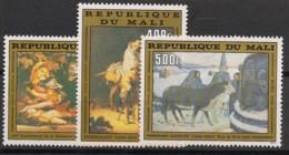 Mali - 1980 - Poste Aérienne PA N°Yv. 407 à 409 - Noel - Neuf Luxe ** / MNH / Postfrisch - Religione