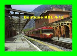 ART 134 - Autorail Caravelle X 4300 En Gare - BREIL SUR ROYA - Alpes Maritimes - SNCF - Breil-sur-Roya