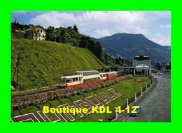 ART 131 - Train Le Cévenol - Autorail Panoramique X 4200 - LA BOURBOULE - Puy De Dôme - SNCF - Treni