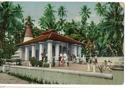 Penang   Siamescher Tempel  Norddeutscher LIOYD Bremen - Malaysia