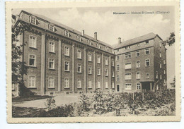 Moresnet Maison St Joseph Clinique ( Carte Ayant Voyagé ) - Plombières