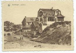 Duinbergen Sérénité  ( Gelopen Kaart ) - Heist