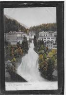 AK 0592  Badgastein - Wasserfall / Verlag Balde Ca. Um 1910 - Bad Gastein