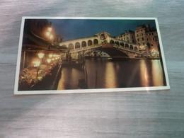 VENISE - LE PONT DE RIALTO - NOCTURNE - EDITIONS MARCO POLO - ANNEE 1988 - - Venezia