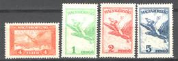 Ungheria 1930 Unif.A20/23 **/MLH VF/F - Ungebraucht