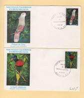 Nouvelle Caledonie - FDC - 1982 - Les Oiseaux - Briefe U. Dokumente