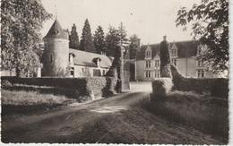 R 38 : LA  CHARTRE  Sur  Le  LOIR :  Château  Du  Fresne à Beaumont Sur Dême 1956 - Andere Gemeenten