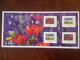 Thématique Fleur - Collector Fleurs De L'été - Francia