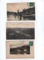 3 Cartes -  Grimboscq   -  Calvados - Altri Comuni