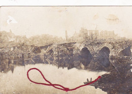 Comines Warneton Brücke Photo Allemande 1° WK - Comines-Warneton - Komen-Waasten