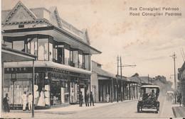 N°7531 R -cpa Rue Consiglieri Pedroso - Mozambique