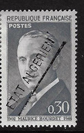 ALGERIE 1962 - YT1329* - SURCHARGE EA INTERDEPARTEMENTALE - Algeria (1962-...)
