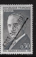 ALGERIE 1962 - YT1329* - SURCHARGE EA INTERDEPARTEMENTALE - (0.30 Maurice Bourdet) - Algerien (1962-...)