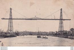 D44  NANTES  Le Pont Transbordeur - Nantes
