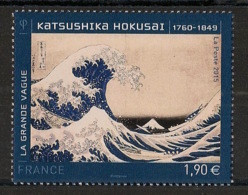 France - 2015 - N° Yv. 4923 - Hokusai - Neuf Luxe ** / MNH / Postfrisch - Francia