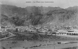 Aden La Place Des Caravanes - Messagerie Maritime - Yemen