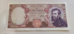 10000 Lire Michelangelo Testa Di Medusa 1966 - 10000 Lire