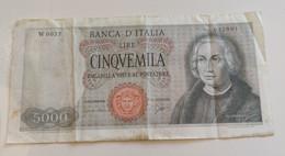 5000 Lire Galileo Testa Di Medusa 1964 W Serie Speciale - 5000 Lire