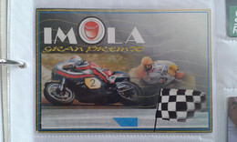 CARTE POSTALE MOTO COURSE MOTORCYCLE MOTOGP - Motorbikes