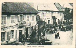 S44-029 Corps - Les Hôtels - Corps