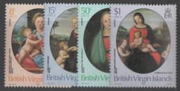 Br. Virgin Islands - #458-61(4) - MNH - British Virgin Islands