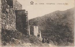 CPA  CORSE VIZZAVONA - Andere Gemeenten