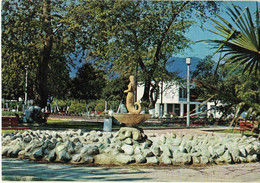 Greece - Stavros : Mermaid Monument - Grèce