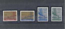 Portugal, 1966, # 979-982, Série Complète, Pont Salazar - Nuevos