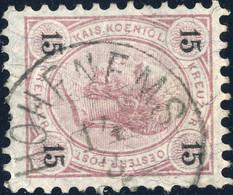 """AUTRICHE/AUSTRIA/ÖSTERREICH - """" HOHENEMS """" (Vorarlberg) (Klein 1747b) On Mi.56 - Gebraucht"""