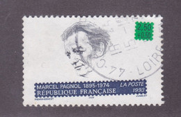 TIMBRE FRANCE N° 2802 OBLITERE - Usati