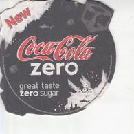 Coca Cola Zero - Posavasos (Portavasos)