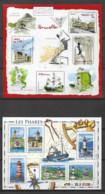 FRANCE - Yvert  Blocs  N° 111 Et 114 ** - Neufs