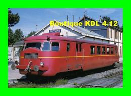 ART 127 - Autorail Billard A 150 D5 N° 62 - PROVINS - Seine Et Marne - CFSNE - Estaciones Con Trenes