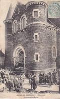 VILAOUT20-  MAURE DE BRETAGNE  EN ILLE ET VILAINE  7 MARS 1906  INVENTAIRE DE L'EGLISE   CPA  CIRCULEE - Sonstige Gemeinden