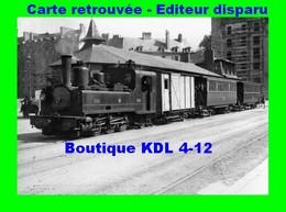 BVA 801-01 - Train - Loco Corpet-Louvet 031 T N° 80 à La Station RENNES CROIX DE MISSION - TIV - Trains