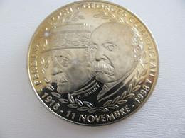 Trésor Du Patrimoine :  1ere Guerre Mondiale : Foch Et Clémenceau - Autres