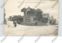 F 59238 MARETZ, Le Calvaire - Cambrai