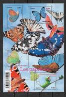 FRANCE -  Yvert N° F 4498 **  PAPILLONS - Francia