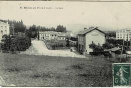 42 : Usson En Forez - La Gare - Andere Gemeenten