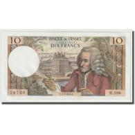 France, 10 Francs, Voltaire, 1970, 1970-07-02, NEUF, Fayette:62.45, KM:147c - 10 F 1963-1973 ''Voltaire''