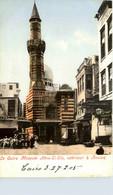 Caire - Mosquee Abou El Ela - Cairo