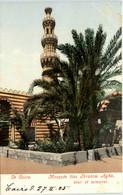 Caire - Mosquee Bleu Ibrahim Agha - Cairo