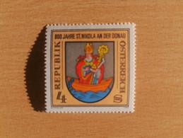 015 Armoiries, Wappen St Nicolas - 1981-90 Neufs