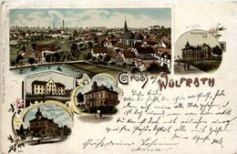 Gruss Aus Wülfrath - Mettmann