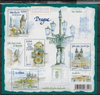 FRANCE - Yvert Bloc N° 126 ** PRAGUE - Neufs